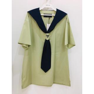 ミルクボーイ(MILKBOY)のmilkboy セーラーシャツ MARINE SHIRTS(シャツ)
