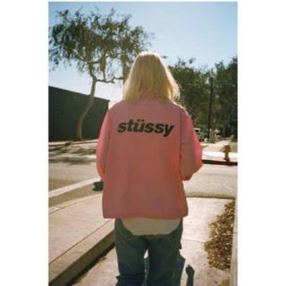 ステューシー(STUSSY)の最終価格✴︎stussyステューシー ナイロンジャケット レディースM(ナイロンジャケット)