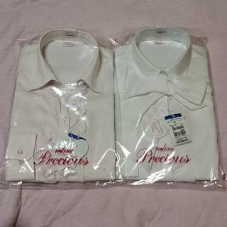 アオヤマ(青山)の通勤 通学 ブラウス ワイシャツ 事務服 スーツ 就活 入学式 成人式通勤(シャツ/ブラウス(長袖/七分))