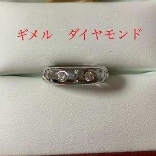 グラフ(graf)の老舗ブランド ギメル ダイヤモンドリング(リング(指輪))