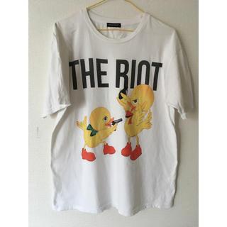 ミルクボーイ(MILKBOY)のmilkboy RIOT CHICKEN Tシャツ ひよこ(Tシャツ/カットソー(半袖/袖なし))