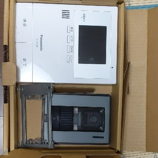 Panasonic - パナソニック ドアホン 取付金具付