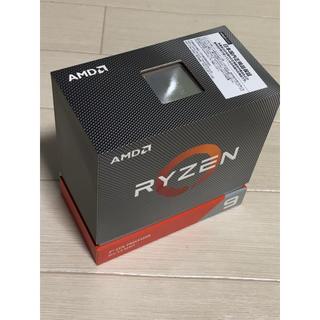 【新品・未開封】AMD Ryzen 9 3950X パソコン CPU 自作PC