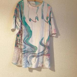 ロキエ(Lochie)の90s ヴィンテージ  Tシャツ jantiques hooked toro(Tシャツ/カットソー(半袖/袖なし))