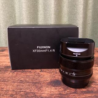 富士フイルム - FUJINON XF35mm F1.4R