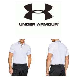 UNDER ARMOUR - XL新品アンダーアーマー メンズ 半袖 ポロシャツ ゴルフウェア
