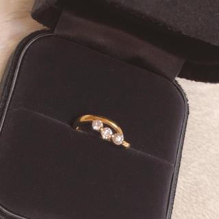 JEWELRY TSUTSUMI - ツツミ 指輪 0.3キャラット