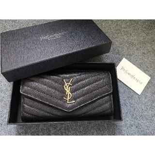 イヴサンローランボーテ(Yves Saint Laurent Beaute)の超人気 イヴサンローラン長財布(長財布)