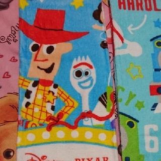 Disney - コンパクトバスタオル