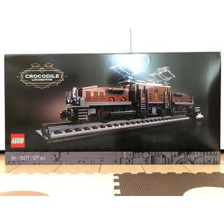 Lego - レゴ (LEGO) クロコダイル電気機関車 10277