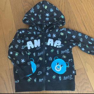 アナップキッズ(ANAP Kids)のANAPway パーカー 95(ジャケット/上着)