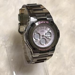 ベビージー(Baby-G)の商品:CASIO G-SHOCK(Baby-G)電池交換済 正常稼働中(腕時計)