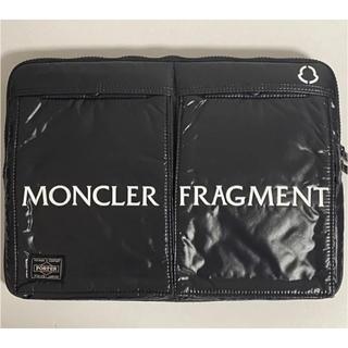 モンクレール(MONCLER)の【モンクレール×ポーター PCケース】モンクレールジーニアス(その他)
