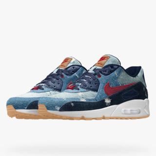 Levi's - 28m NIKE BY YOU AIR MAX 90 ナイキ リーバイス