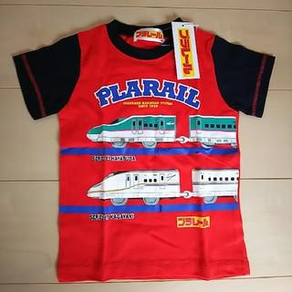 タカラトミー(Takara Tomy)のプラレール Tシャツ 赤(Tシャツ/カットソー)