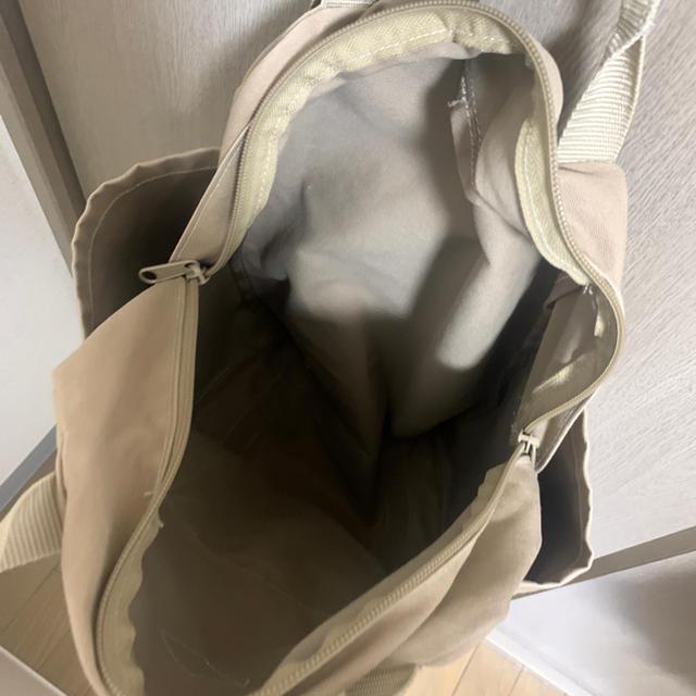 DANTON(ダントン)のダントン リュック ベージュ レディースのバッグ(リュック/バックパック)の商品写真