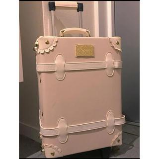 リズリサ(LIZ LISA)のリズリサ  スーツケース(スーツケース/キャリーバッグ)