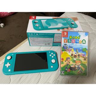Nintendo Switch - 任天堂スイッチライト どうぶつの森セット