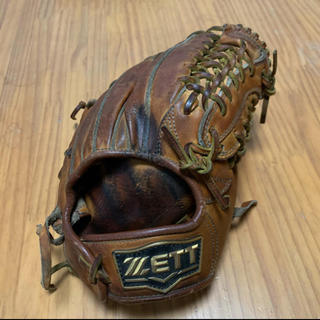 ゼット(ZETT)のZETTネオステイタス 硬式内野手用(グローブ)
