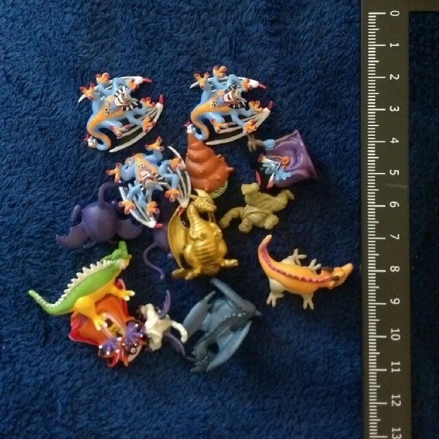 ドラゴンクエスト ミニフィギュア 14体セット(ダブり有り) エンタメ/ホビーのフィギュア(ゲームキャラクター)の商品写真