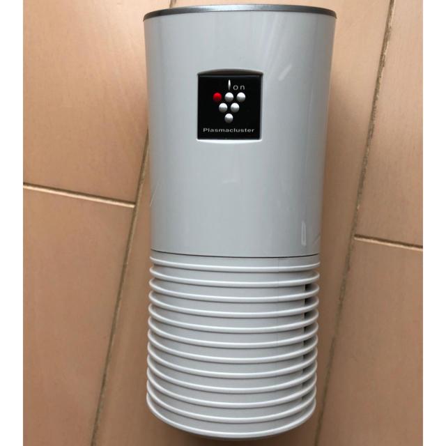 SHARP(シャープ)の【美品】シャープ プラズマクラスター25000イオン発生機 スマホ/家電/カメラの生活家電(空気清浄器)の商品写真