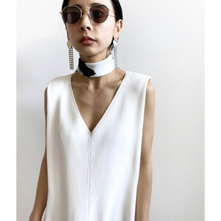 Ameri VINTAGE - MEDI 2WAY KNIT DRESS  ameri vintage