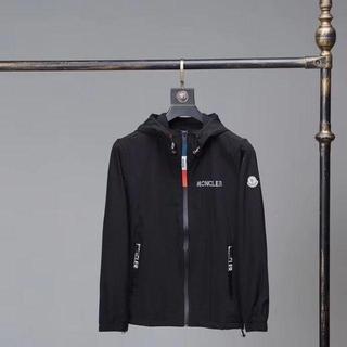 MONCLER - モンクレール ジャケット黒&白