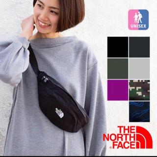 THE NORTH FACE - 【未開封新品】ノースフェイス ウェストバック 黒色 1.5L グラニュール