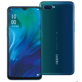 ANDROID - OPPO Reno A 128GB simフリー スマホ新品