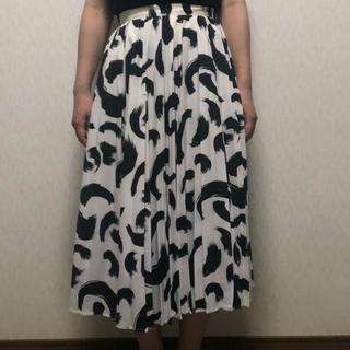 STUNNING LURE - スタニングルアー  プリーツスカート