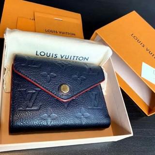 LOUIS VUITTON - 【美品】ルイヴィトン 三つ折り財布