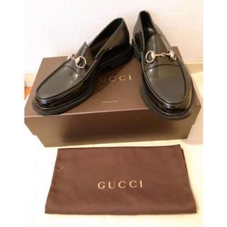 グッチ(Gucci)のGucci グッチ メンズローファー レインシューズ(長靴/レインシューズ)