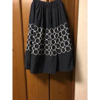 mina perhonen - ミナペルホネン  タンバリン スカート