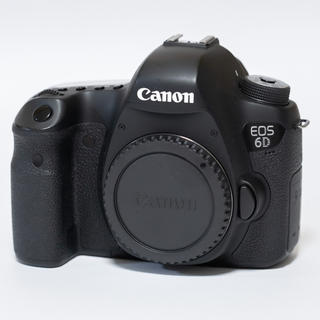 Canon - Canon キヤノン EOS 6D ショット数11403