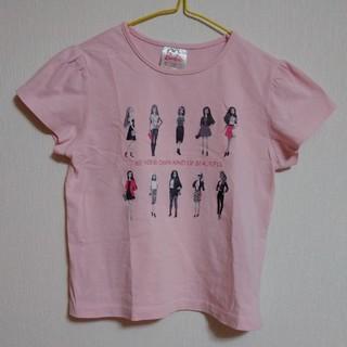 GU - GU キッズ Barbie Tシャツ