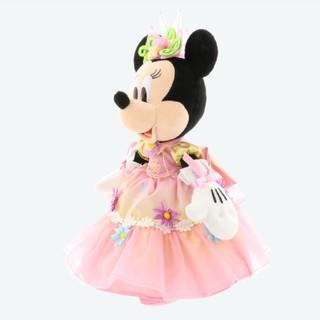 Disney - ①ヒピホピ ミニー ぬいぐるみ