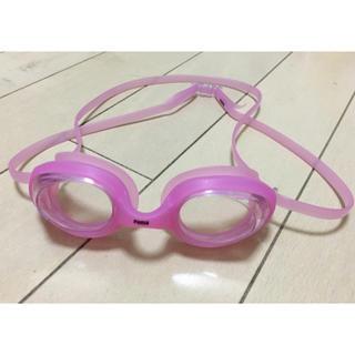 プーマ(PUMA)のPUMA ピンク ゴーグル(マリン/スイミング)