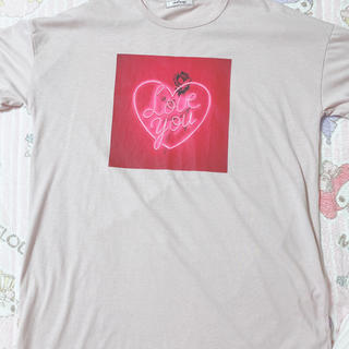 アンクルージュ(Ank Rouge)のAnk Rouge Tシャツ ワンピース(Tシャツ(半袖/袖なし))