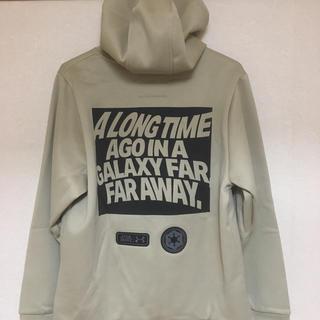 UNDER ARMOUR - ※12日まで値下げ Under armour × Starwars hoodie