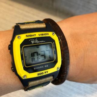 ロンハーマン(Ron Herman)のRON HERMAN みなとみらい× FREESTYLE SHARK WATCH(腕時計(デジタル))
