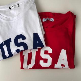 WEGO - WEGO USA tシャツ