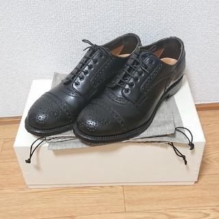 foot the coacher - foot the coacher mendell 革靴 シューズ