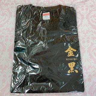 アサヒ(アサヒ)の金黒Tシャツ(Tシャツ/カットソー(半袖/袖なし))