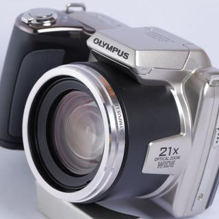 OLYMPUS - ◆軽量コンパクト!光学21倍ズーム!写真をスマホへ◆ネオ一眼!デジタルカメラ