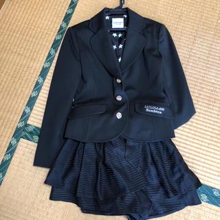 女の子 スーツ