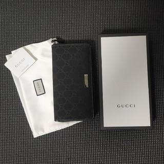 グッチ(Gucci)の新品未使用 GUCCI 長財布 ブラック 307980 KY9IR 1000(長財布)