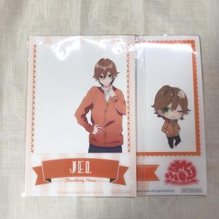 すとぷり ジェル クリアカード(カード)