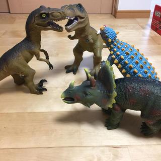 Takara Tomy - 大きい恐竜  ティラノサウルス まとめ売り  30センチ以上?