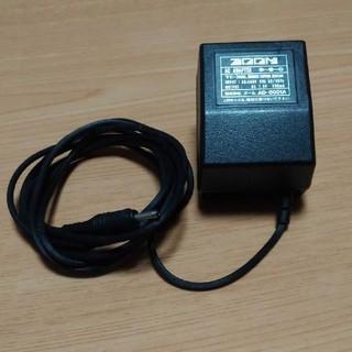 ズーム(Zoom)のZOOMエフェクター用ACアダプター(エフェクター)