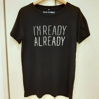 バックナンバー(BACK NUMBER)のBACK NUMBER バックナンバー Tシャツ(Tシャツ(半袖/袖なし))